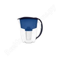 Водоочиститель кувшин аквафор гратис синий