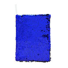 Блокнот FUN DOUBLE SHINE Indigo 10x15 см