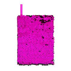 Блокнот FUN DOUBLE SHINE Glamour pink 10x15 см