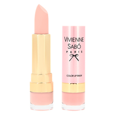 Помада-бальзам для губ VIVIENNE SABO COLOR LIP BALM тон 01