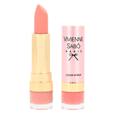 Помада-бальзам для губ VIVIENNE SABO COLOR LIP BALM тон 02