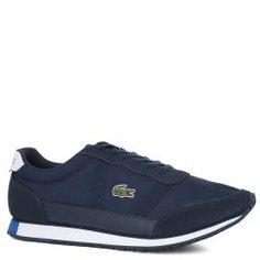 Кроссовки LACOSTE SMA0045 PARTNER 119 4 темно-синий