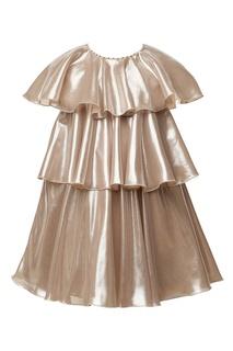 Многослойное платье Yudashkin Kids