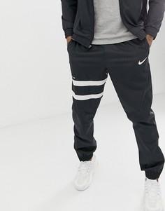 Черные спортивные брюки Nike FC - Черный