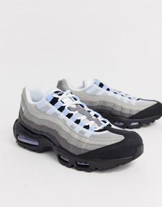 Черные кроссовки Nike Air Max 95 CD1529-001 - Черный