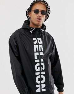 Черная фестивальная куртка Religion - Черный