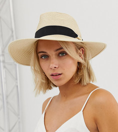 Соломенная шляпа ALDO - Бежевый