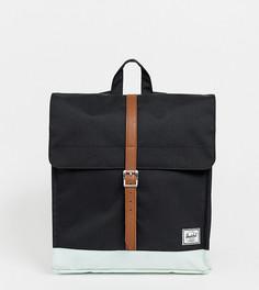 Черно-синий рюкзак Herschel Supply Co City - Мульти
