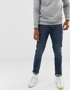 Зауженные джинсы цвета индиго Celio - Синий