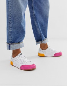 Кроссовки в стиле колор блок Vans Highland - Мульти