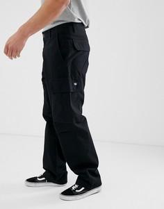 Черные свободные брюки карго Dickies Higden - Черный