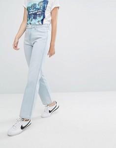 Джинсы классического кроя в винтажном стиле Wrangler - Синий