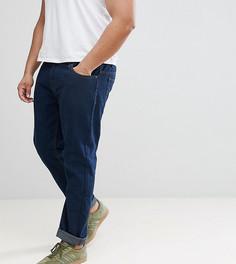 Темно-синие джинсы классического кроя Loyalty and Faith PLUS - Синий