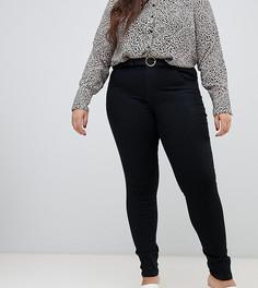 Черные джинсы скинни Vero Moda Curve - Черный