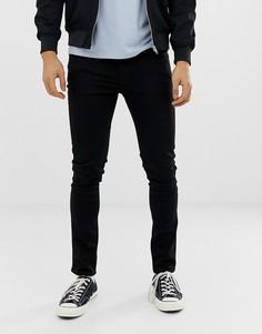 Черные эластичные джинсы скинни PS Paul Smith - Черный