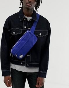 Синяя сумка через плечо Mi-Pac - Синий