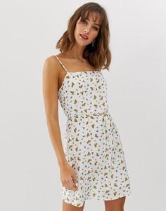 180bf409697 Платья с квадратным вырезом – купить платье в интернет-магазине ...