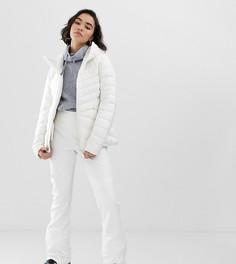 Белые горнолыжные брюки The North Face Snoga - Белый