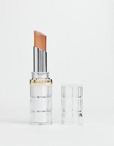 Блестящая губная помада LOreal Paris Color Riche 659 Blow Your Glow - Коричневый LOreal