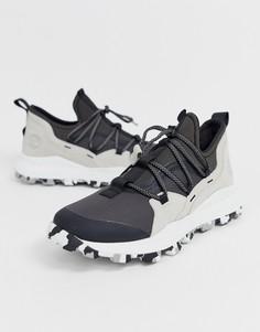 Черные сетчатые кроссовки Timberland Brooklyn - Черный