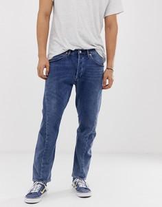 Зауженные джинсы Levis Engineered - Синий