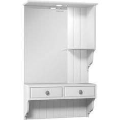 Зеркало-шкаф Edelform Дижон 60,2x97,7 белый (2-263-032-S)