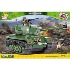 Конструктор COBI танк M46 PATTON Co.Bi.