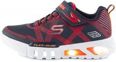 Кроссовки для мальчиков Skechers Flex-Glow, размер 27