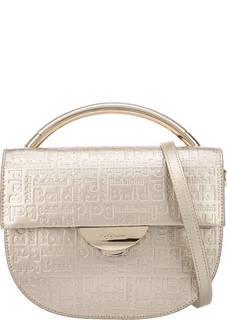 Маленькая сумка с двумя плечевыми ремнями Samantha Baldinini
