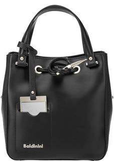 Маленькая кожаная сумка через плечо Jasmine Baldinini