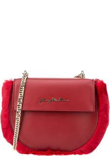 b6dc581b87fa Женские сумки с натуральным мехом – купить сумку в интернет-магазине ...