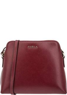 Маленькая кожаная сумка через плечо Boheme Furla