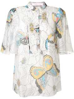 See By Chloé printed blouse