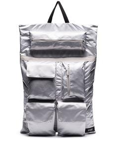 Eastpak рюкзак с принтом и эффектом металлик из коллаборации с Eastpak