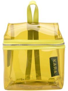 Kara прозрачный рюкзак