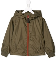 Woolrich Kids классическая куртка-дождевик