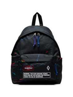 Eastpak уплотненный рюкзак с вышивкой из коллаборации с Marcelo Burlon