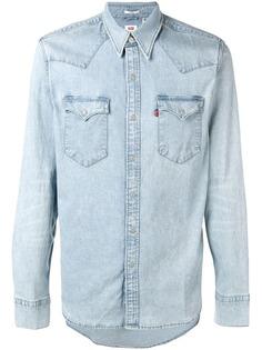 2a14db2a9961f Мужские джинсовые рубашки Levis в Новосибирске – купить в интернет ...