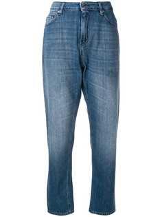 Love Moschino прямые джинсы