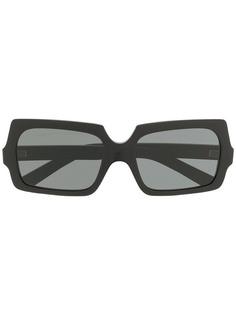 Acne Studios объемные очки Georges