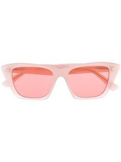 Acne Studios солнцезащитные очки Ingrid в оправе кошачий глаз