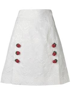 Dolce & Gabbana жаккардовая юбка