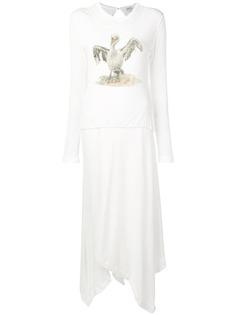 Loewe bird print dress