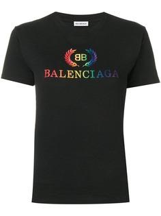 Balenciaga футболка Laurier