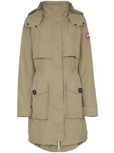 Canada Goose cavalry hooded parka coat