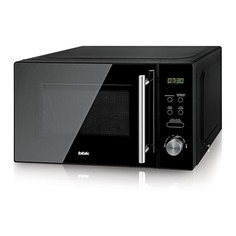 Микроволновая печь BBK 20MWS-722T/B-M, черный
