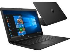 Ноутбук HP 17-by1015ur Jet Black 5SW86EA (Intel Core i7-8565U 1.8 GHz/8192Mb/1000Gb+128Gb SSD/DVD-RW/AMD Radeon 530 4096Mb/Wi-Fi/Bluetooth/Cam/17.3/1600x900/Windows 10 Home 64-bit)