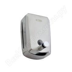 Дозатор для жидкого мыла 1 л. g-teq 8610 lux металл