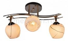 Спот 880 880/3PF-Darkgold Id Lamp