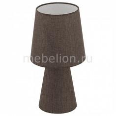 Настольная лампа декоративная Carpara 97123 Eglo